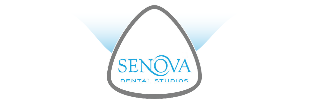Watford dentist logo. Senova Dental Studio is a cosmetic dentist in Watford, Hertfordshire.