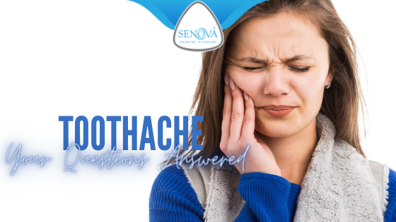 Toothache-your questions answered