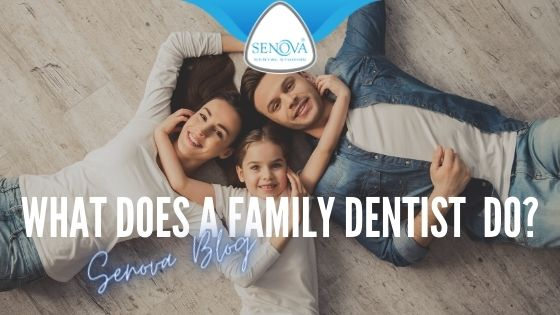 What does a family dentist do